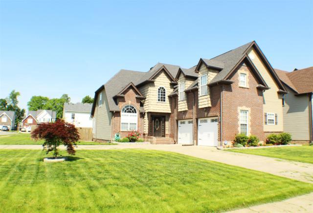 1481 Apache Way, Clarksville, TN 37042 (MLS #1929497) :: EXIT Realty Bob Lamb & Associates