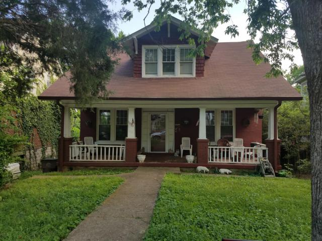 1813 Beechwood Ave, Nashville, TN 37232 (MLS #1929535) :: CityLiving Group