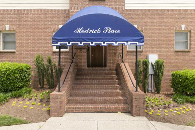 116 31St Ave N Apt 306 #306, Nashville, TN 37203 (MLS #1929900) :: Oak Street Group