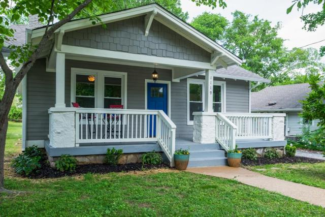 1119 Stratford Ave, Nashville, TN 37216 (MLS #1929955) :: KW Armstrong Real Estate Group