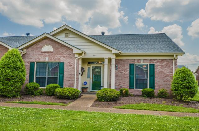 1542 Brentwood Pointe, Franklin, TN 37067 (MLS #1930126) :: HALO Realty