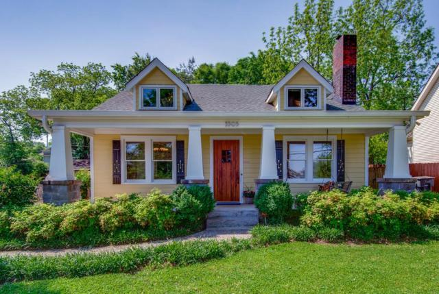 5305 Elkins Avenue, Nashville, TN 37209 (MLS #1930245) :: RE/MAX Homes And Estates