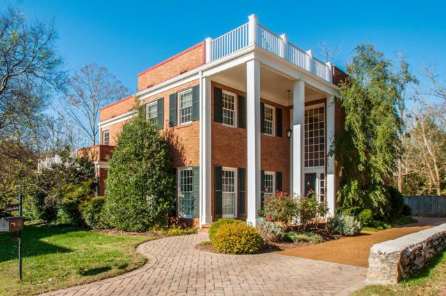 205 Concord Park W, Nashville, TN 37205 (MLS #1930312) :: Nashville On The Move