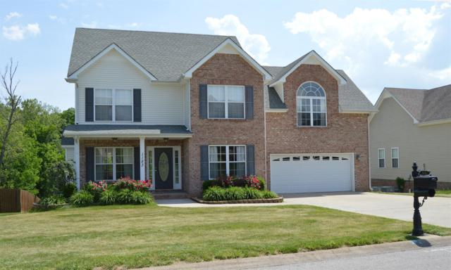 1183 Viewmont Drive, Clarksville, TN 37040 (MLS #1930379) :: REMAX Elite