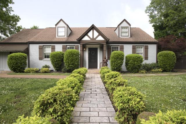 203 Cherokee Rd, Nashville, TN 37205 (MLS #1930633) :: Ashley Claire Real Estate - Benchmark Realty