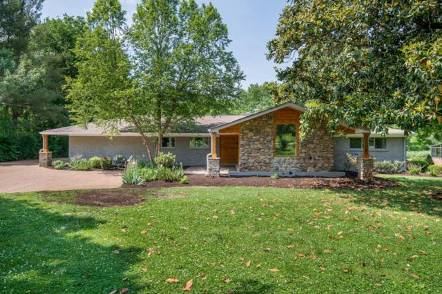 2701 Tyne Blvd, Nashville, TN 37215 (MLS #1930949) :: DeSelms Real Estate
