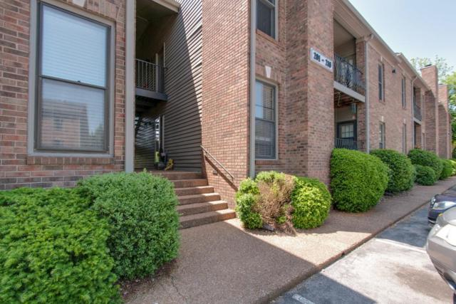 208 Sloan Rd #208, Nashville, TN 37209 (MLS #1930985) :: RE/MAX Homes And Estates