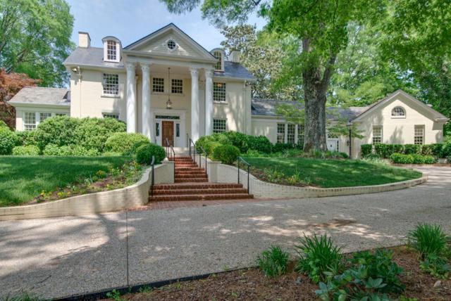 4410 Honeywood Dr, Nashville, TN 37205 (MLS #1931091) :: The Milam Group at Fridrich & Clark Realty