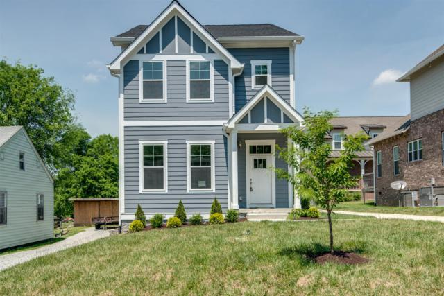 915 A Elvira Ave, Nashville, TN 37216 (MLS #1931450) :: Felts Partners