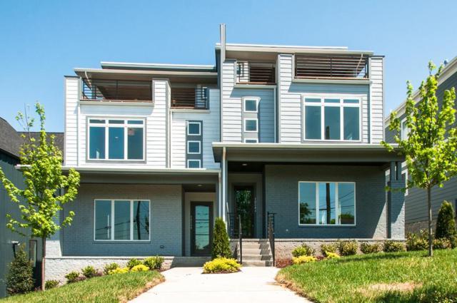 1024 B Argyle Ave, Nashville, TN 37203 (MLS #1931472) :: John Jones Real Estate LLC