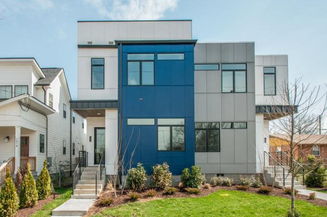 1020 14th Ave S, Nashville, TN 37212 (MLS #1931562) :: The Miles Team | Synergy Realty Network