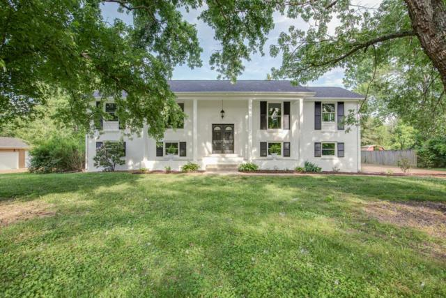 1108 General Macarthur Dr., Brentwood, TN 37027 (MLS #1931855) :: NashvilleOnTheMove | Benchmark Realty