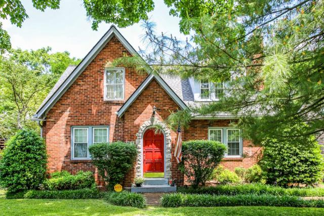 2014 Sweetbriar Ave, Nashville, TN 37212 (MLS #1931949) :: The Miles Team | Synergy Realty Network