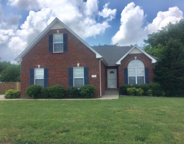1048 Glenhurst Way, Clarksville, TN 37040 (MLS #1931950) :: Ashley Claire Real Estate - Benchmark Realty