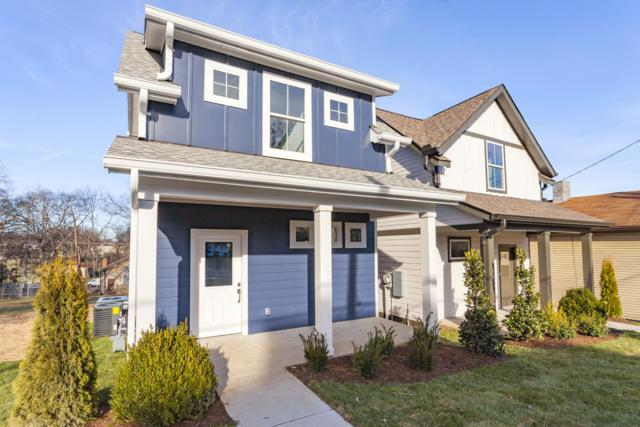 34 A N Hill St, Nashville, TN 37210 (MLS #1931991) :: The Miles Team | Synergy Realty Network