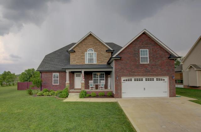 743 Valencia Dr, Clarksville, TN 37043 (MLS #1932151) :: Berkshire Hathaway HomeServices Woodmont Realty