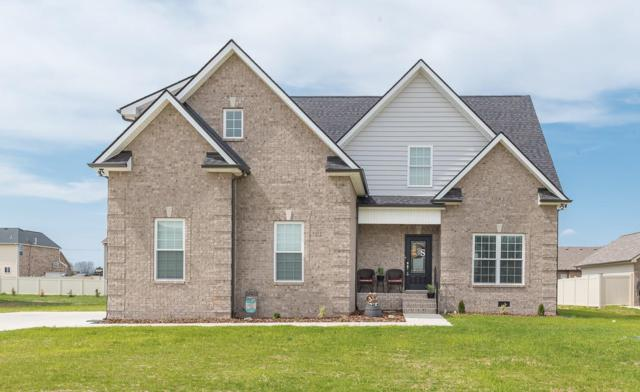 1226 Matheus Drive, Murfreesboro, TN 37128 (MLS #1932179) :: REMAX Elite
