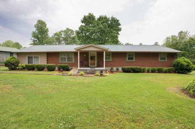 388 Chief Creek Rd, Lawrenceburg, TN 38464 (MLS #1932394) :: Felts Partners