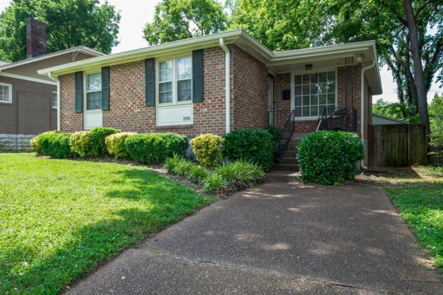 2105 18Th Ave S, Nashville, TN 37212 (MLS #1932433) :: The Miles Team | Synergy Realty Network
