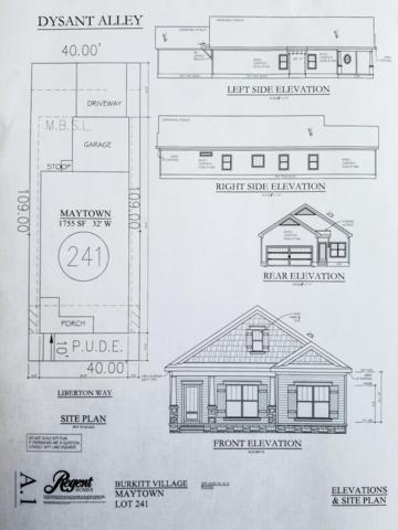 4006 Liberton Way, Lot #241, Nolensville, TN 37135 (MLS #1932469) :: REMAX Elite