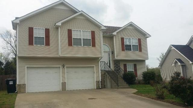 1389 Mutual Dr, Clarksville, TN 37042 (MLS #1932627) :: EXIT Realty Bob Lamb & Associates