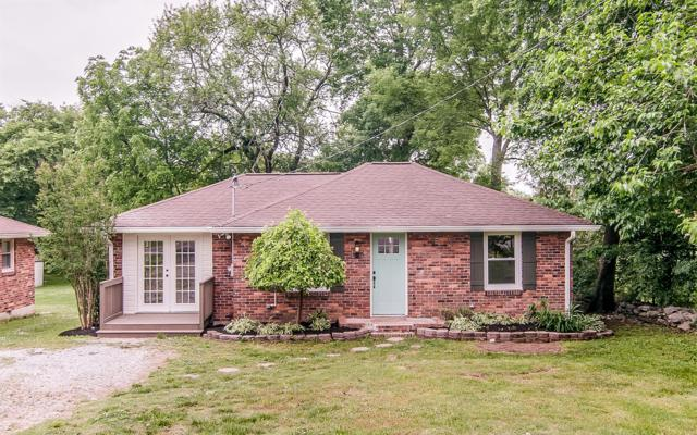 1413 Saunders Ave, Madison, TN 37115 (MLS #1932795) :: HALO Realty