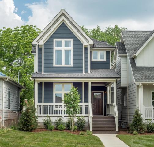 5207 A Indiana Ave, Nashville, TN 37209 (MLS #1932809) :: Team Wilson Real Estate Partners