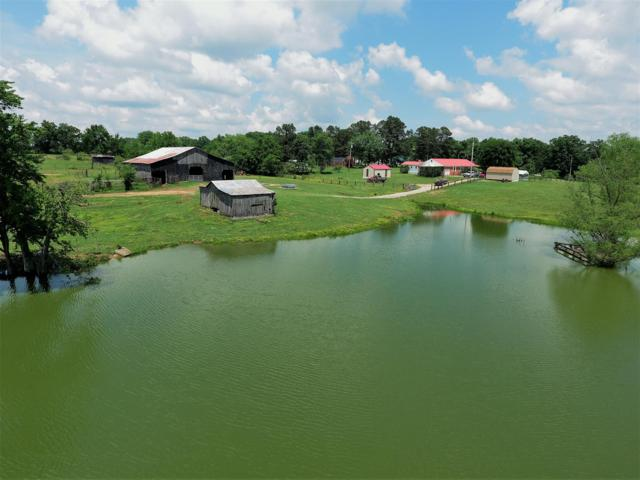 1357 Indian Creek Rd, McEwen, TN 37101 (MLS #1932847) :: HALO Realty