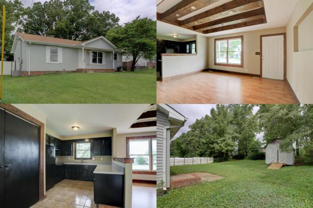 369 Donna Dr., Clarksville, TN 37042 (MLS #1932991) :: Berkshire Hathaway HomeServices Woodmont Realty