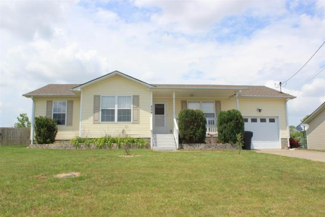 424 Filmore Rd, Oak Grove, KY 42262 (MLS #1933296) :: The Kelton Group