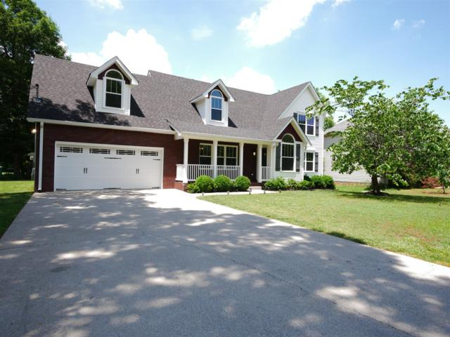 608 Pointe Clear Dr, Smyrna, TN 37167 (MLS #1933334) :: The Kelton Group