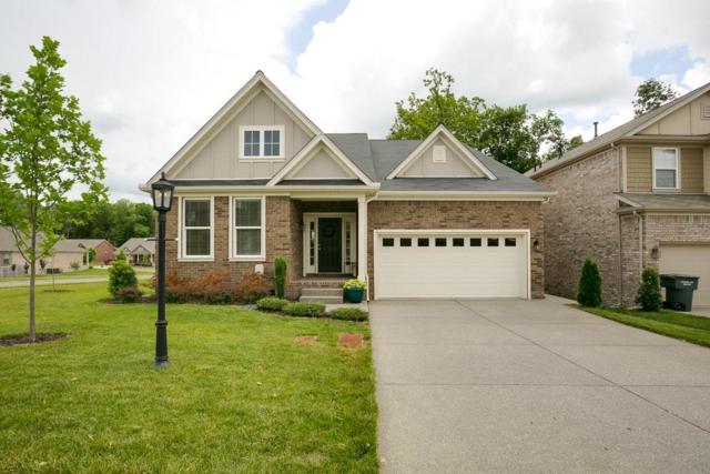 2873 Lakeside Meadows Cir, Mount Juliet, TN 37122 (MLS #1933342) :: DeSelms Real Estate
