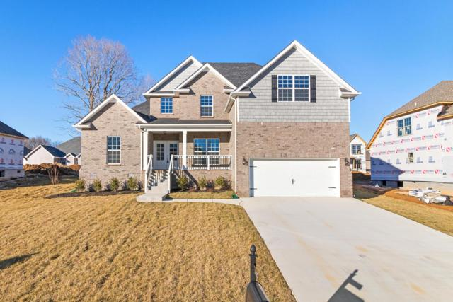 110 Easthaven, Clarksville, TN 37043 (MLS #1933399) :: REMAX Elite