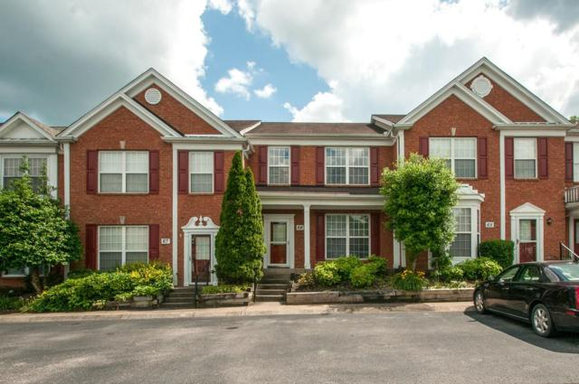 601 Old Hickory Blvd Unit 66 #66, Brentwood, TN 37027 (MLS #1933430) :: Berkshire Hathaway HomeServices Woodmont Realty