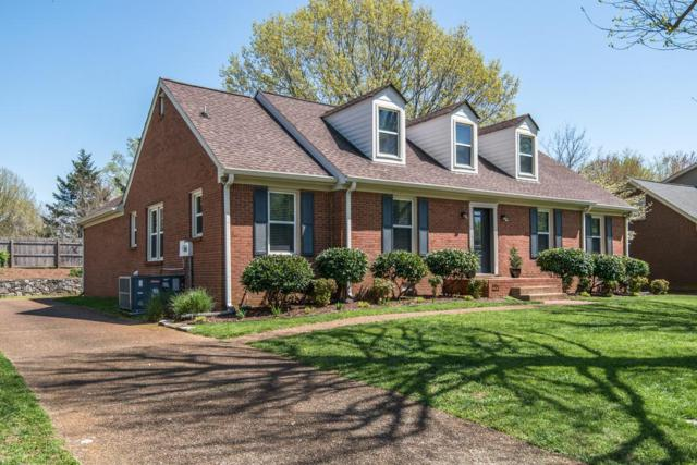 135 Yorktown Rd, Franklin, TN 37064 (MLS #1933608) :: Berkshire Hathaway HomeServices Woodmont Realty