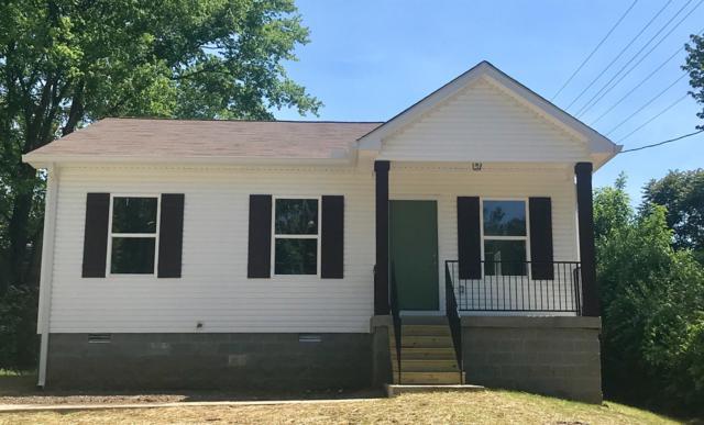809 Poplar Ave, Springfield, TN 37172 (MLS #1933610) :: REMAX Elite
