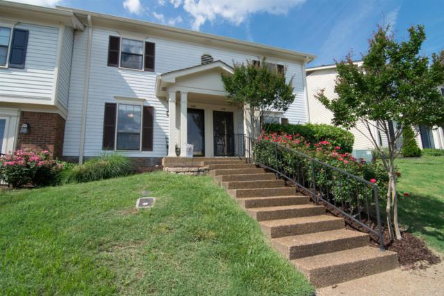 1115 Brentwood Pointe #1115, Brentwood, TN 37027 (MLS #1933665) :: The Kelton Group
