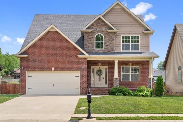 1259 Golden Eagle Way, Clarksville, TN 37040 (MLS #1933688) :: Berkshire Hathaway HomeServices Woodmont Realty