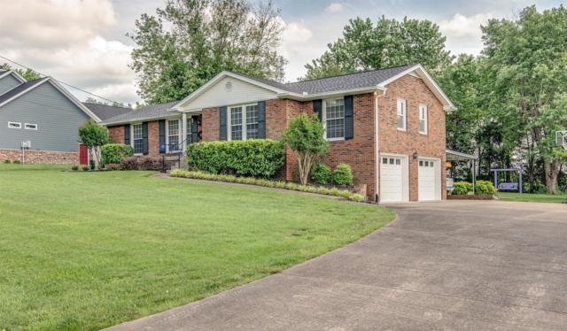 105 Due West Dr, Mount Juliet, TN 37122 (MLS #1933742) :: DeSelms Real Estate