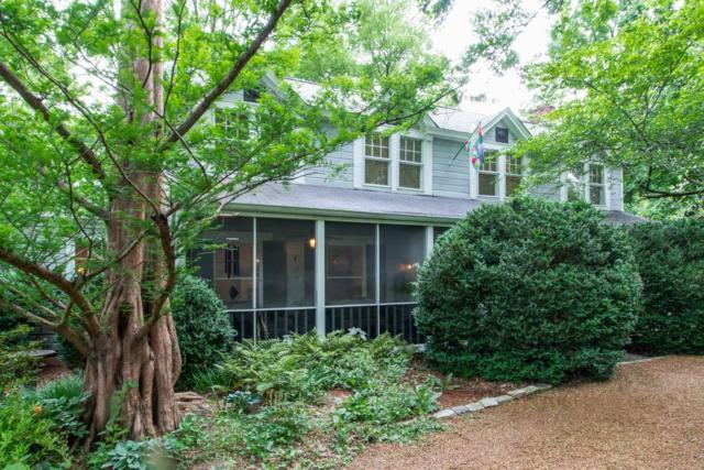 3808 Woodlawn Drive, Nashville, TN 37215 (MLS #1933775) :: RE/MAX Homes And Estates
