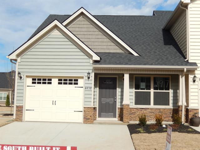 4438 Prometheus Way #297 #297, Murfreesboro, TN 37128 (MLS #1933836) :: Team Wilson Real Estate Partners