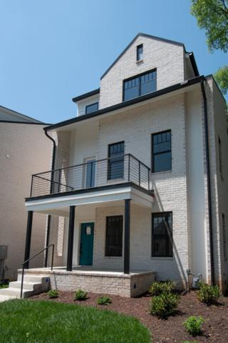 1813 Beech Ave Unit 6, Nashville, TN 37203 (MLS #1933878) :: John Jones Real Estate LLC