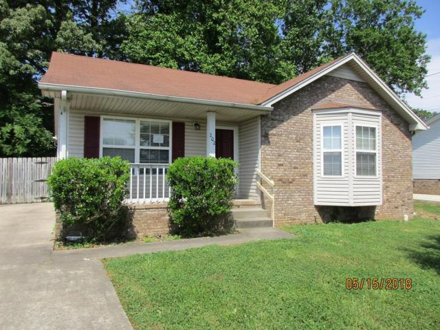 202 Stephanie Dr, Clarksville, TN 37042 (MLS #1933907) :: Ashley Claire Real Estate - Benchmark Realty