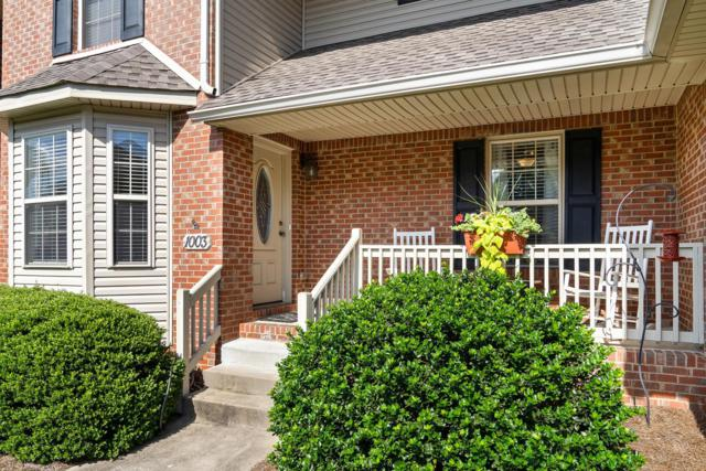 135 Excell Rd #1003, Clarksville, TN 37043 (MLS #1933921) :: Hannah Price Team