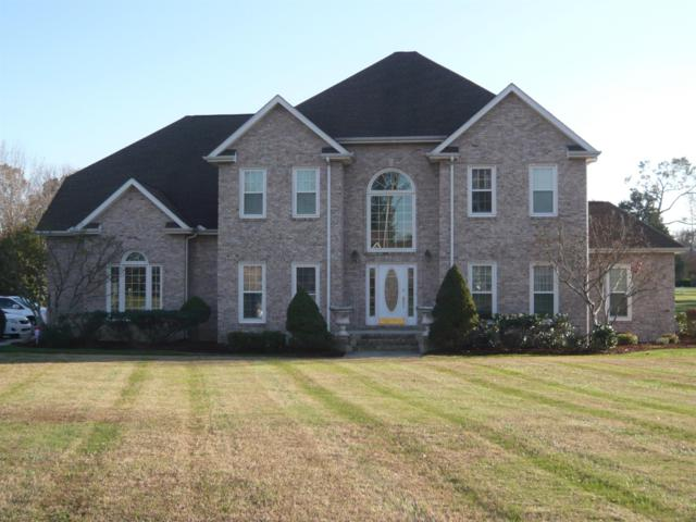 100 Carnoustie Ct, Tullahoma, TN 37388 (MLS #1934211) :: The Milam Group at Fridrich & Clark Realty