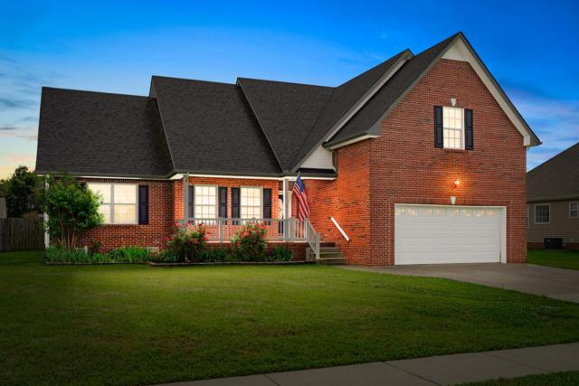 3936 Gaine Drive, Clarksville, TN 37040 (MLS #1934218) :: The Milam Group at Fridrich & Clark Realty