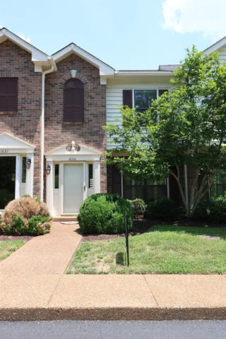 1630 Brentwood Pointe, Franklin, TN 37067 (MLS #1934231) :: RE/MAX Homes And Estates
