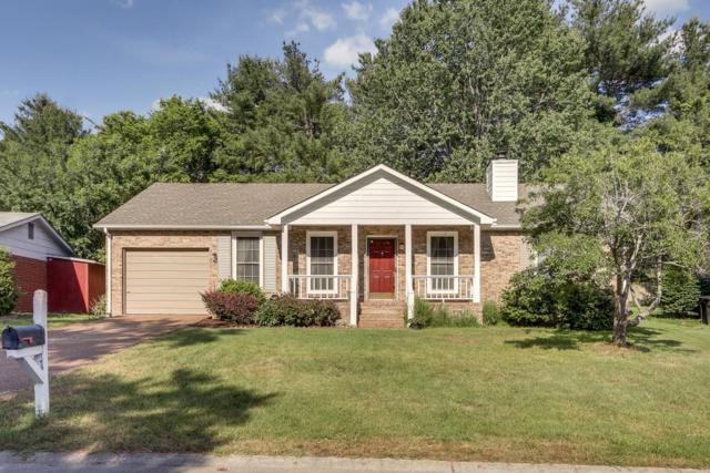 1215 Mallard Dr, Franklin, TN 37064 (MLS #1934355) :: The Helton Real Estate Group