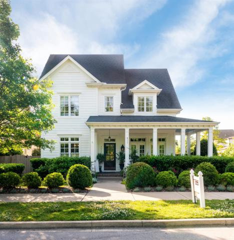 1222 Jewell Ave, Franklin, TN 37064 (MLS #1934357) :: The Helton Real Estate Group