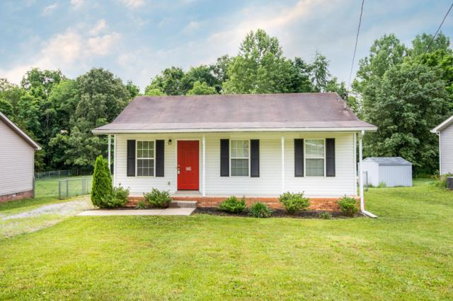 1805 Colt Dr, Clarksville, TN 37042 (MLS #1934437) :: Ashley Claire Real Estate - Benchmark Realty